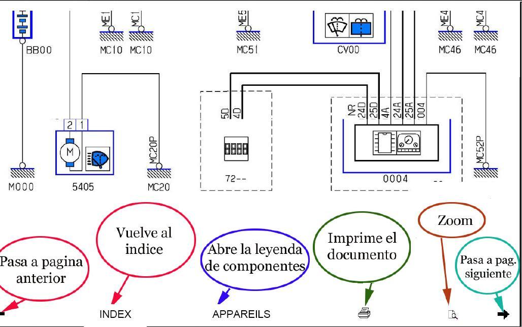 Diagram  Wiring Diagram De Manuten O Citroen C3 Full