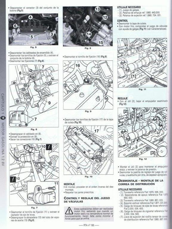 Manual De Taller Opel Astra G Diesel 0498 17dti 16v 20di 16v 20