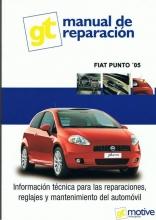 MANUAL DE TALLER Y MECANICA FIAT PUNTO 05 GASOLINA Y DIESEL, GT +REGALO