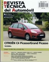 MANUAL DE TALLER Y MECANICA CITROEN C4 PICASSO/GRAN PICASSO  RT184