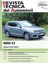 MANUAL DE TALLER BMW X3 DESDE 09/2010 2.0 D 183 CV RTA223