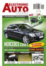 Manual de taller y Electricidad MERCEDES CLASE C 2004-07 +CD rom