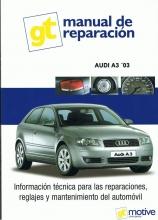 MANUAL DE TALLER Y REPARACION AUDI A3 GAS Y DIESEL DESDE 2003 GT+Regalo tester