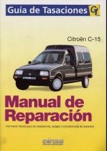 MANUAL DE TALLER Y MECANICA CITROEN C15 GASOLINA Y DIESEL,  GT