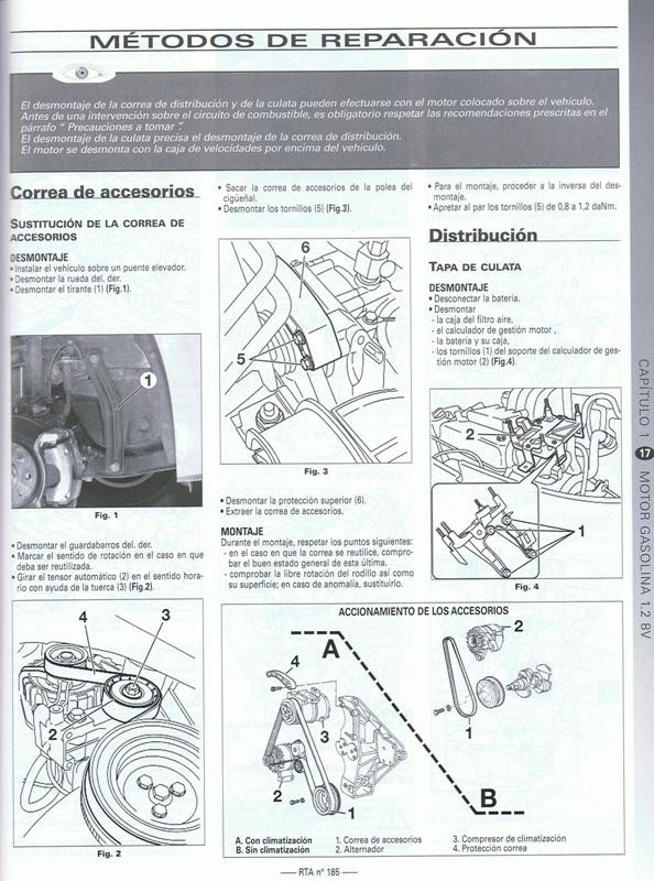 Manual De Taller Y Mecanica Volvo S40  V50 Diesel Desde 1  2004 R176