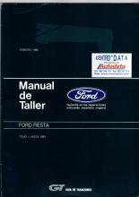 MANUAL DE TALLER Y MECANICA FORD FIESTA  hasta 1984