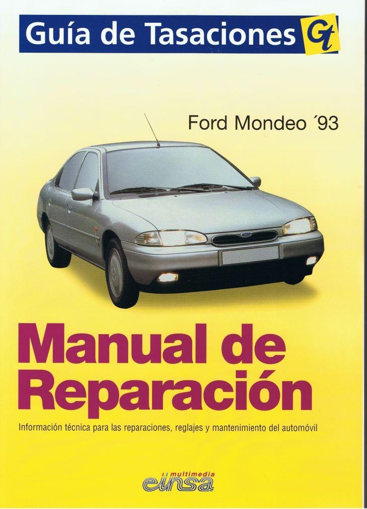 MANUAL DE TALLER Y MECANICA FORD FORD MONDEO,1993-97 GASOLINA Y DIESEL, GT +REGALO TESTER