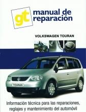 MANUAL DE TALLER Y MECANICA VOLKSWAGEN TOURAN, desde 2003 +Tester