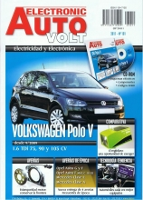 MANUAL DE TALLER ELECTRICO vw polo desde 2009, 1.6 tDI+ CD ROM EAV 101
