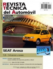 MANUAL DE TALLER SEAT AROSA 1.1 Y 1.4 DESDE 9/97 HASTA 10/2000 RT117