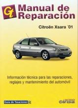 MANUAL DE TALLER Y MECANICA CITROEN XSARA GASOLINA Y DIESEL,01  GT +REGALO
