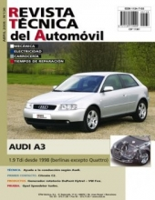 MANUAL DE TALLER y mecanica  AUDI A3 1.9 TDI, DESDE 1998 R136