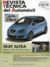 MANUAL DE TALLER Y MECANICA SEAT ALTEA 6-2005-2009 R242