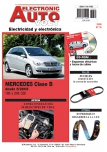 MANUAL DE TALLER MERCEDES BENZ CLASE B 180 CDI, 200 CDI- 2005) +CD ROM ELECTRICO Rª76
