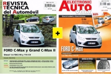MANUAL DE TALLER FORD FOCUS C-MAX y GRAND C-MAX II +EAV ELECTRICIDAD Y CD ROM DIESEL desde 09/2010