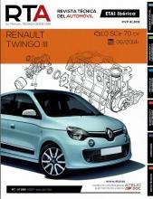 MANUAL DE TALLER y MECANICA RENAULT TWINGO III-1.0 SCe 70cv.2014- R2661+REGALO TESTER