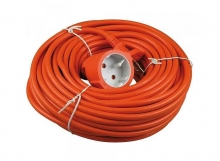 CABLE ALARGADOR EXTENSION 20 MTRS MAX. 2500W 16A