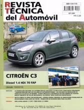 MANUAL DE TALLER Y MECANICA CITROEN C3 II 1.4 HDI 70 DESDE 10/2010 R228+REGALO TESTER