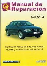 MANUAL DE TALLER Y MECANICA AUDI A4 GAS Y DIESEL y version QUATTRO DESDE 1995  GT +REGALO