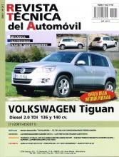 MANUAL DE TALLER y MECANICA VOLKSWAGEN TIGUAN 2.0 TDi-2007-20011- R217