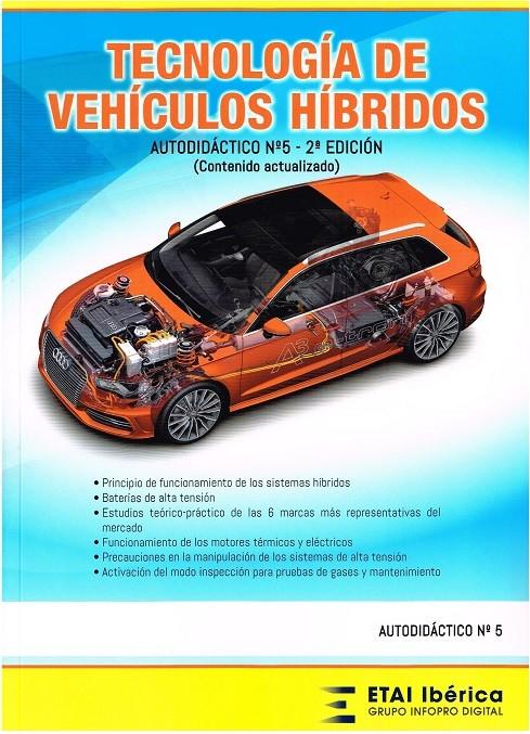 TECNOLOGIA DE VEHICULOS HIBRIDOS DIDACTICO,(HONDA,VW AUDI,TOYOTA  ETC..)