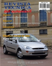 MANUAL DE TALLER Y MECANICA FORD FOCUS 1.8 TDi -99-2002 R105+REGALO TESTER