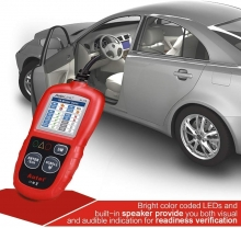 DIAGNOSIS MULTIMARCA Autel Autolink AL319 Bus Can 2 EOBD Auto Scanner Lee y Borra Códigos de Error de Automóviles con Interfaz Estandar OBD II 16 Pines, AL AL 319,