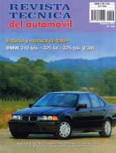 MANUAL DE TALLER BMW 318 TDS-325 TD-325 TDS, 1991-96 E36