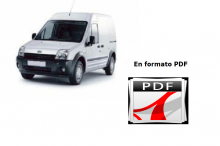 MANUAL DE TALLER Y REPARACIÓN FORD TOURNEO CONNET DIESEL-PDF