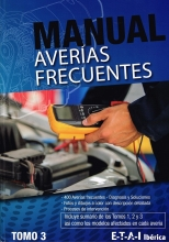 MANUAL DE TALLER AVERIAS FRECUENTES,VOL3 DIAGNOSTICO Y SOLUCIÓN
