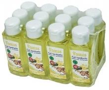 Gel Sanitario S´nonas Aromas 100 ml. Aroma Vainilla. Pack 12 Uds