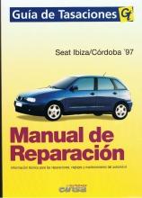 MANUAL DE TALLER Y MECANICA SEAT IBIZA CORDOBA 97/99 GAS Y DIESEL, GT +REGALO TESTER