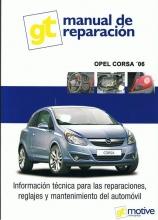 MANUAL DE REPARACION OPEL CORSA D DESDE 2006 GASOLINA Y DIESEL + REGALO TESTER