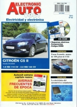 MANUAL DE TALLER CITROEN C5 II, DESDE 4-2008+CD ROM ELECTRICIDAD,EAV93