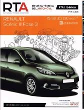 MANUAL DE TALLER y MECANICA RENAULT SCENIC III-FASE 3 1.6 DCi R269
