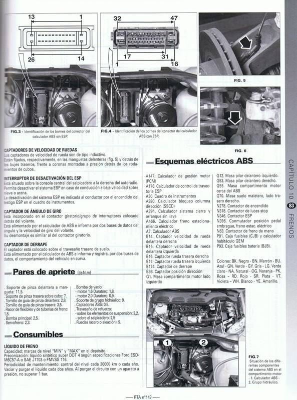 MANUAL DE TALLER MERCEDES BENZ CLASE C (W204) C 200 CDI C 220 CDI (2007-2009) Nº209