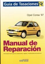 MANUAL DE REPARACION OPEL CORSA 97-2001 GASOLINA Y DIESEL + REGALO TESTER