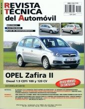 MANUAL DE TALLER Y MECANICA OPEL ZAFIRA II 1.9 CDTI 100 y 120 CV 7-2005/2010 N 214+REGALO TESTER