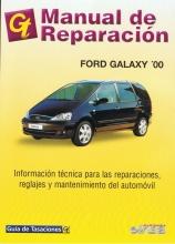 MANUAL DE TALLER Y MECANICA FORD  GALAXY 2.0 2.3-16V 2.8V6-24V 1.9TDI,GT +REGALO TESTER
