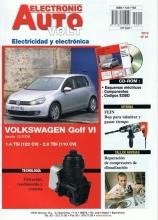 MANUAL DE TALLER ELECTRICO VOLKSWAGEN GOLF 6 (DESDE 2008) 1.4 TSI / DIESEL 2.0 TDI E091.+CD ROM Y TESTER