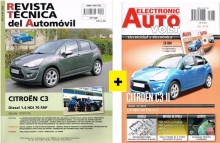 MANUAL DE TALLER CITROEN C3 DIESEL 1.4 HDI 70 CV,10/2010 +EAV ELECTRICIDAD Y CD ROM+REGALO PACK