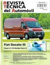 MANUAL DE TALLER FIAT DUCATO III DIESEL 2.3 JTD MULTIJET DESDE 4/2011 R232+REGALO TESTER