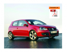 MANUAL DE MECANICA Y REPARACION VW GOLF V desde 2004-PDF
