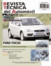MANUAL DE TALLER  FORD FOCUS,DIESEL DESDE 9-2004 R159+soporte movil