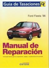 MANUAL DE TALLER Y MECANICA FORD FIESTA DESDE 1996  GASOLINA Y DIESEL,GT +REGALO TESTER