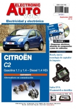 MANUAL DE TALLER ELECTRICIDAD CITROEN C2 gas y diesel + CD ROM  E41+REGALO TESTER