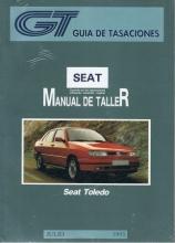 MANUAL DE TALLER Y MECANICA SEAT TOLEDO,93-99  GAS Y DIESEL, GT +REGALO TESTER