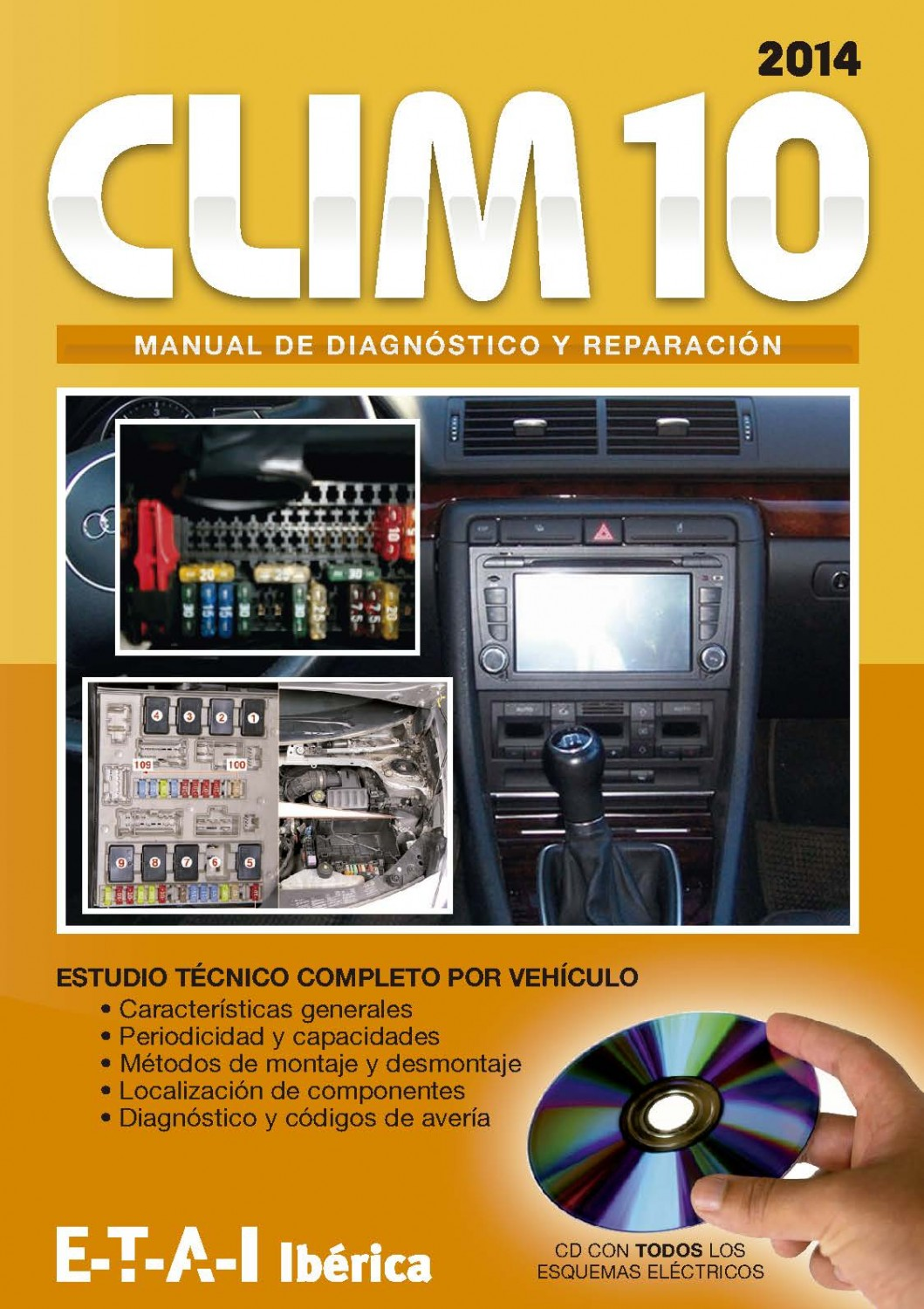 MANUAL DE TALLER CLIMATIZACION VOL. 10