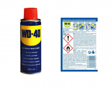 WD-40 Multispray BR13D 200 ml+20% GRATIS