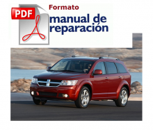 MANUAL DE MECANICA y REPARACION DODGE JOURNEY GAS Y DIESEL 2009-10 en PDF (Ingles)